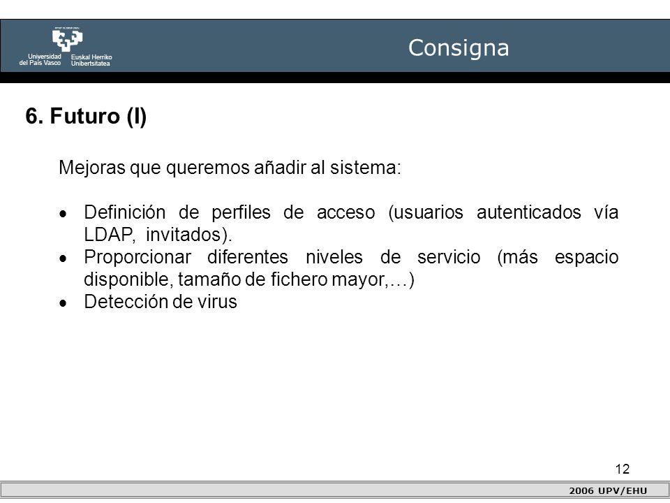 12 Consigna 2006 UPV/EHU 6.