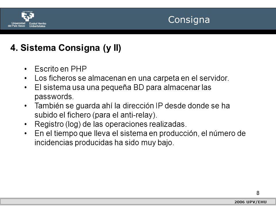8 Consigna 2006 UPV/EHU 4.