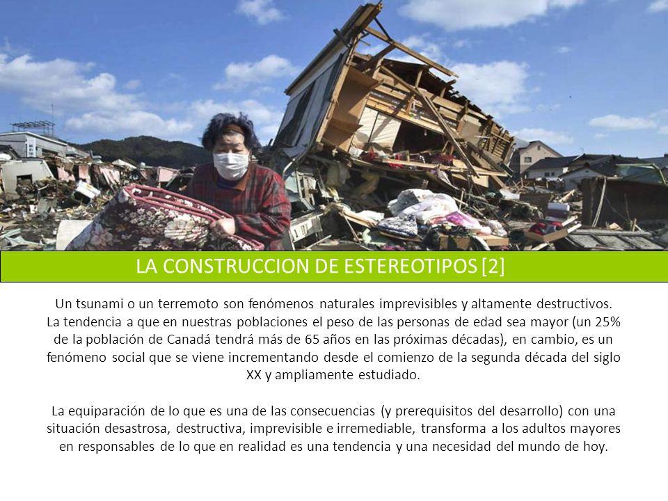 Un tsunami o un terremoto son fenómenos naturales imprevisibles y altamente destructivos.