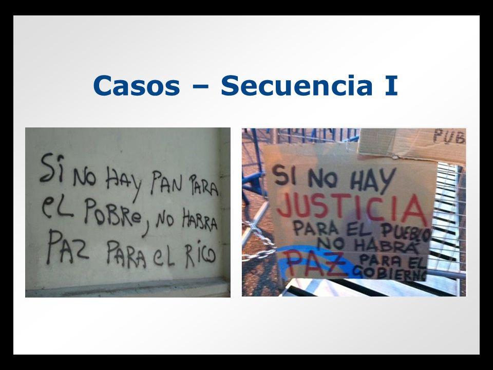 Casos – Secuencia I