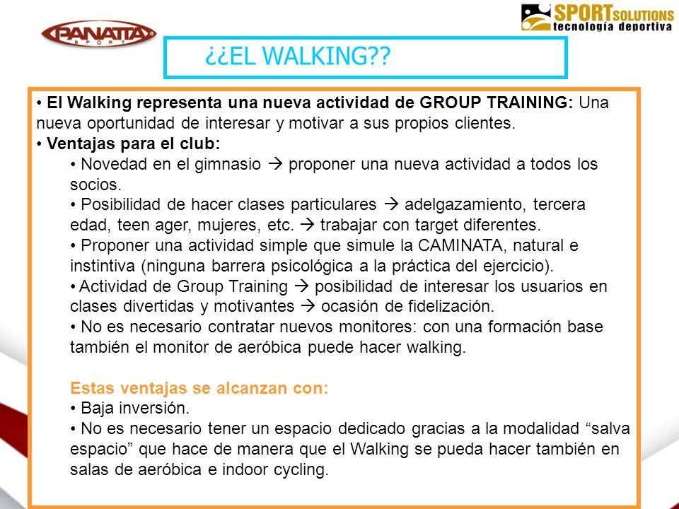 ¿¿EL WALKING .