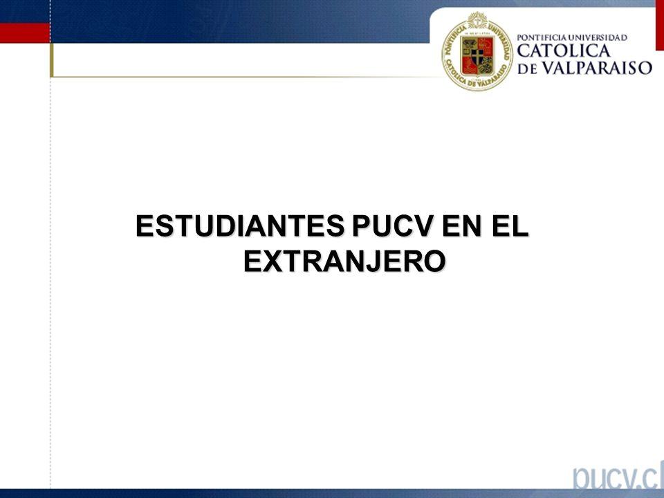 ESTUDIANTES PUCV EN EL EXTRANJERO