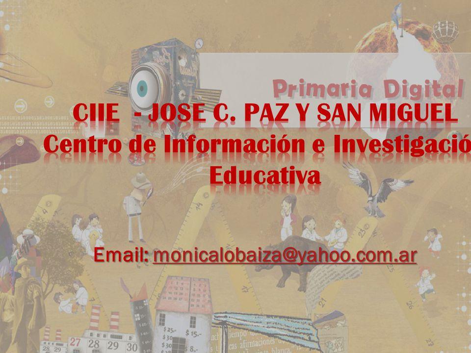 Email: monicalobaiza@yahoo.com.ar monicalobaiza@yahoo.com.ar