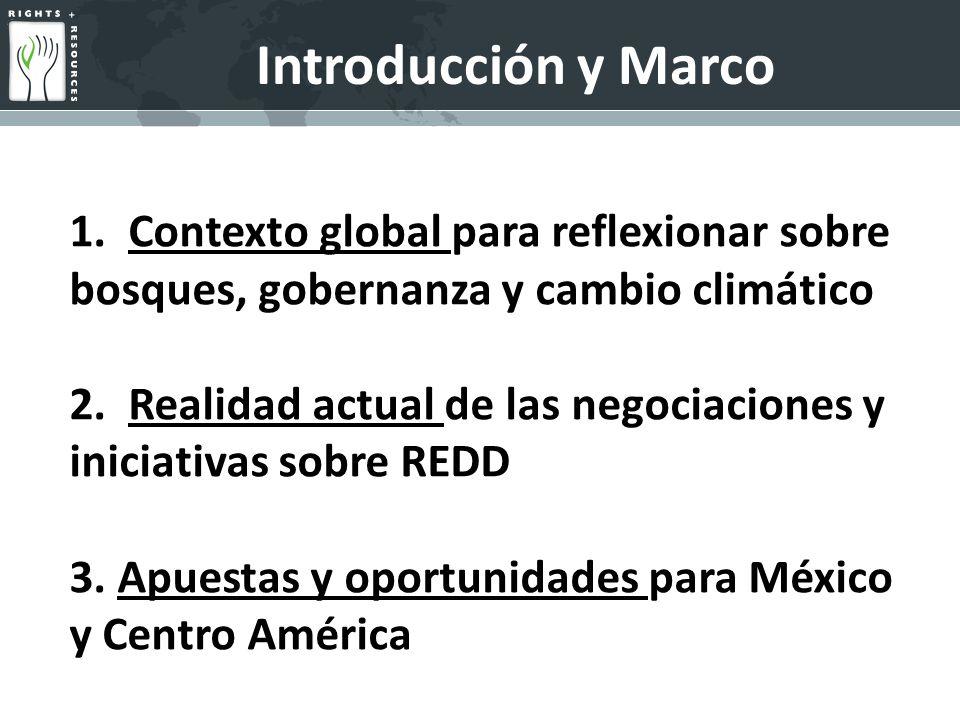 Introducción y Marco 1.