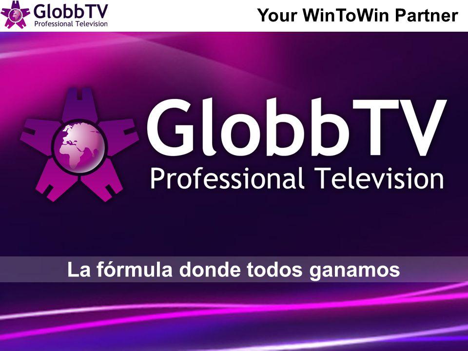 Your WinToWin Partner La fórmula donde todos ganamos