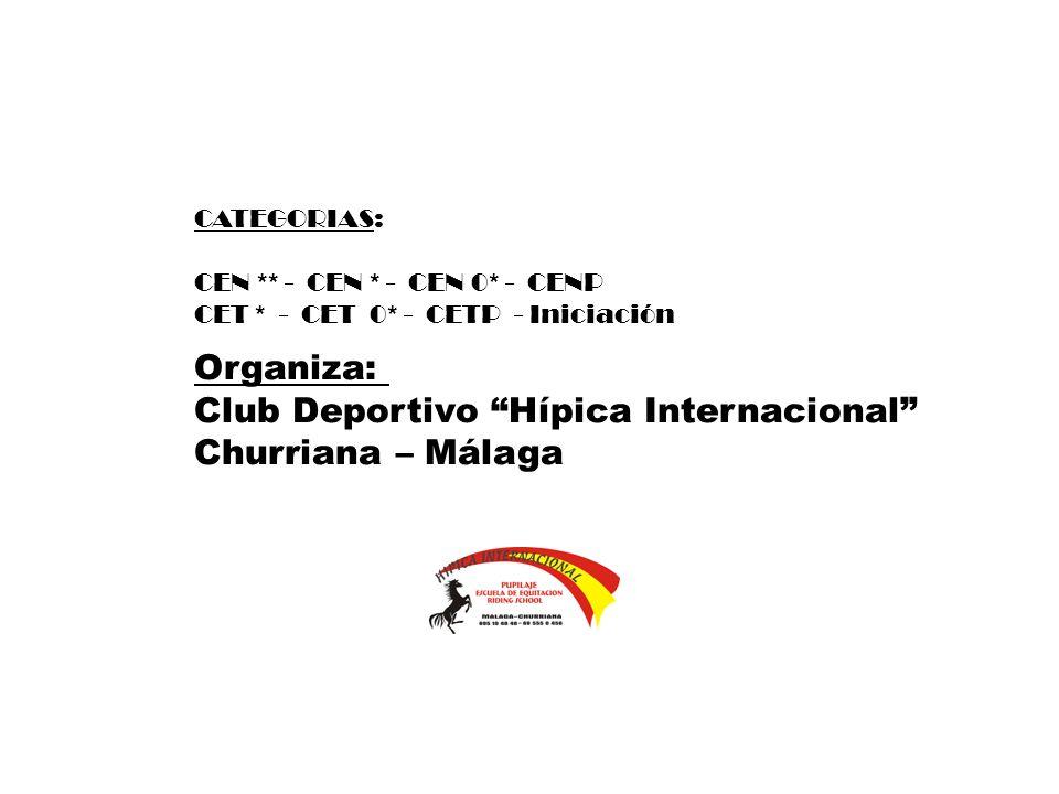 I RAID HIPICO DE COLMENAR