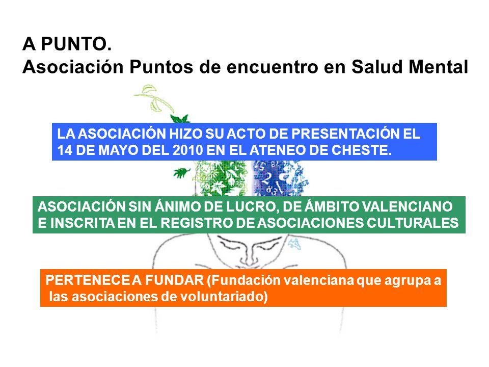 LA ASOCIACIÓN HIZO SU ACTO DE PRESENTACIÓN EL 14 DE MAYO DEL 2010 EN EL ATENEO DE CHESTE.