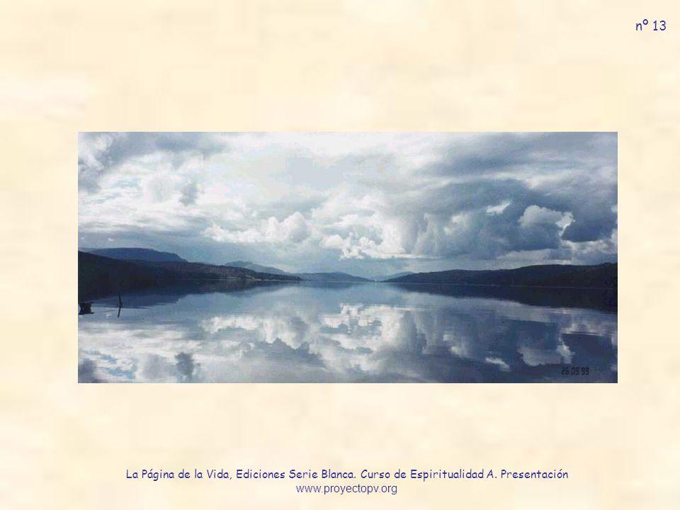 nº 13 La Página de la Vida, Ediciones Serie Blanca.