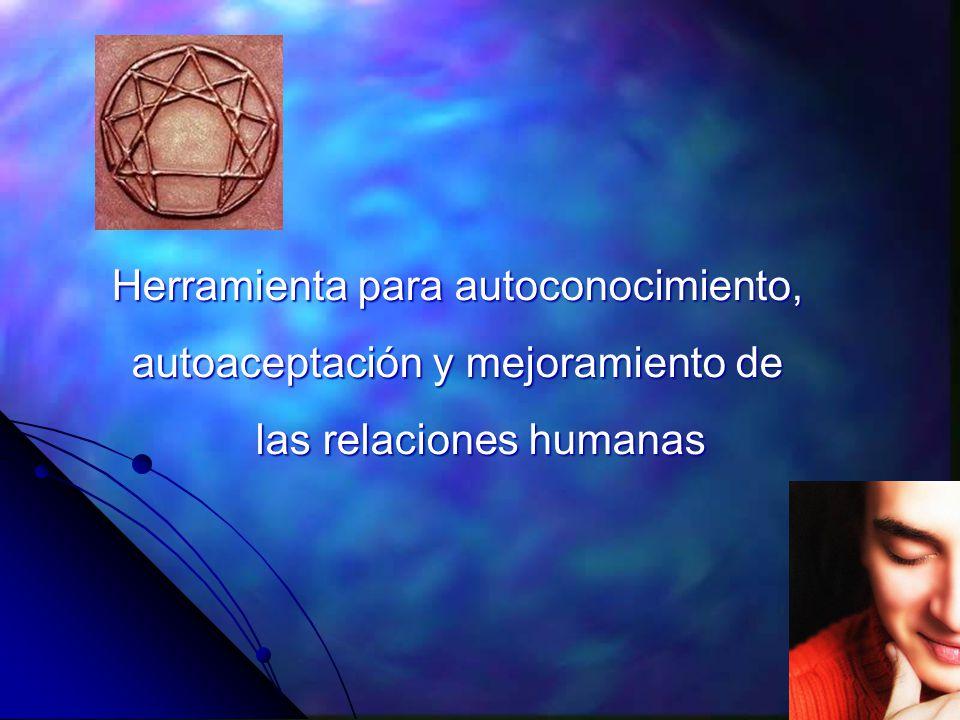 Herramienta para autoconocimiento, autoaceptación y mejoramiento de las relaciones humanas las relaciones humanas