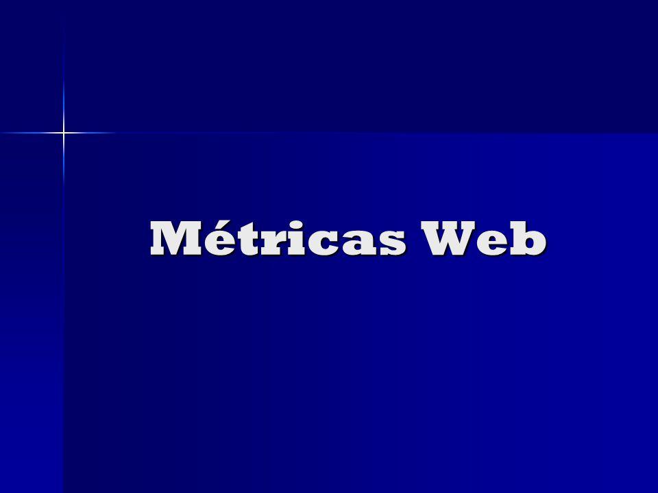 Métricas Web