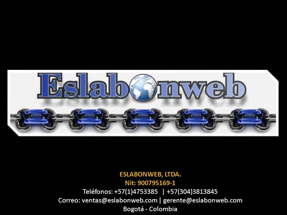 ESLABONWEB, LTDA.