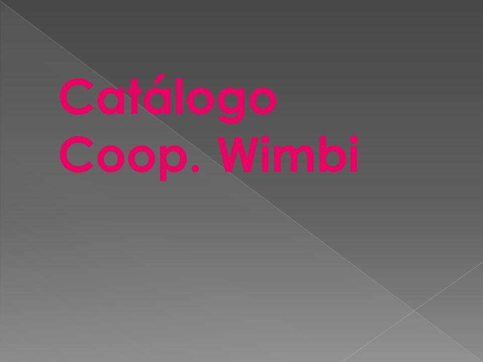 Catálogo Coop. Wimbi