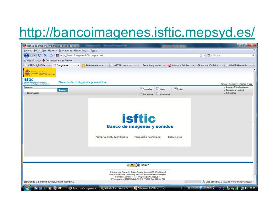 http://bancoimagenes.isftic.mepsyd.es/