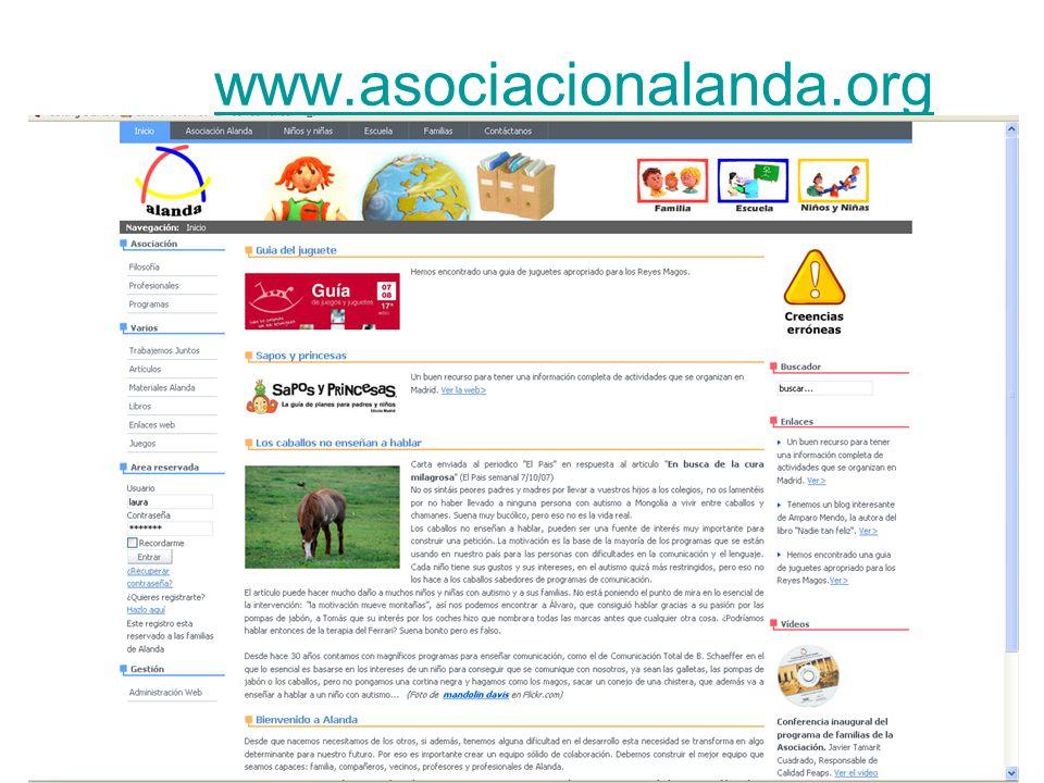 www.asociacionalanda.org 2