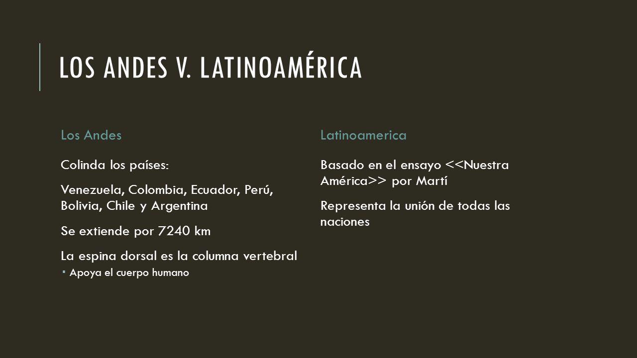LOS ANDES V.