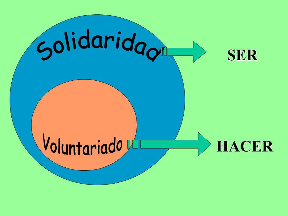 VOLUNTARIADO MADURO. DESARROLLO PERSONAL