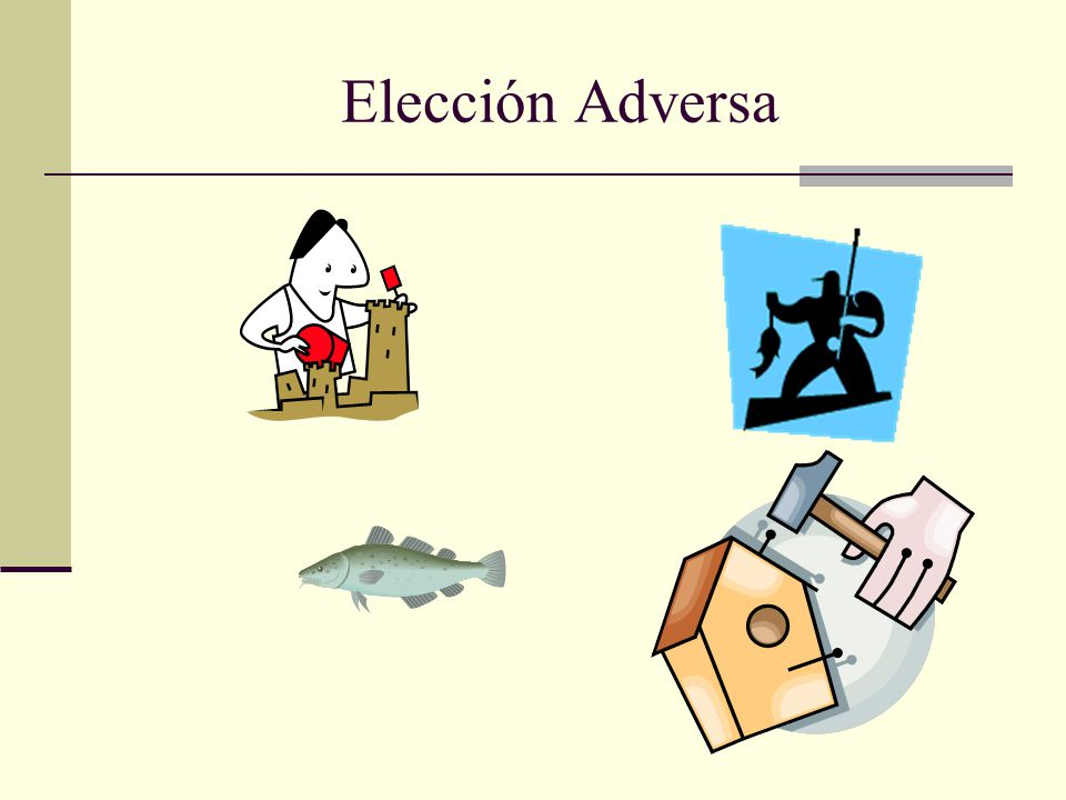 Elección Adversa