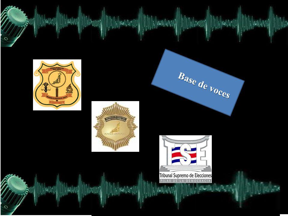 Base de voces