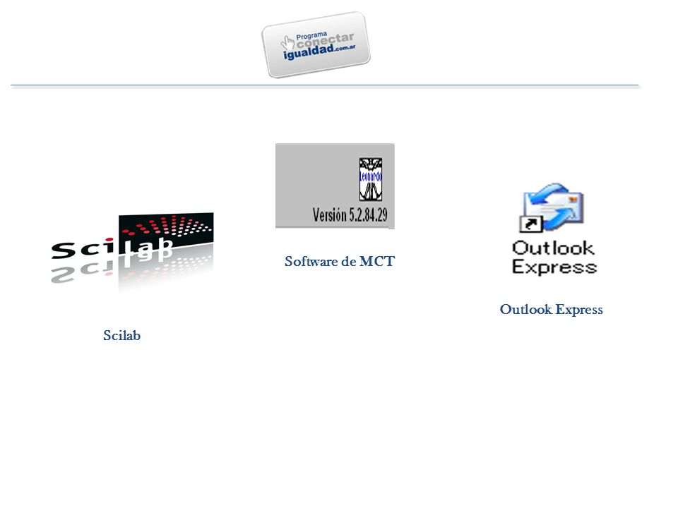 Scilab Software de MCT Outlook Express