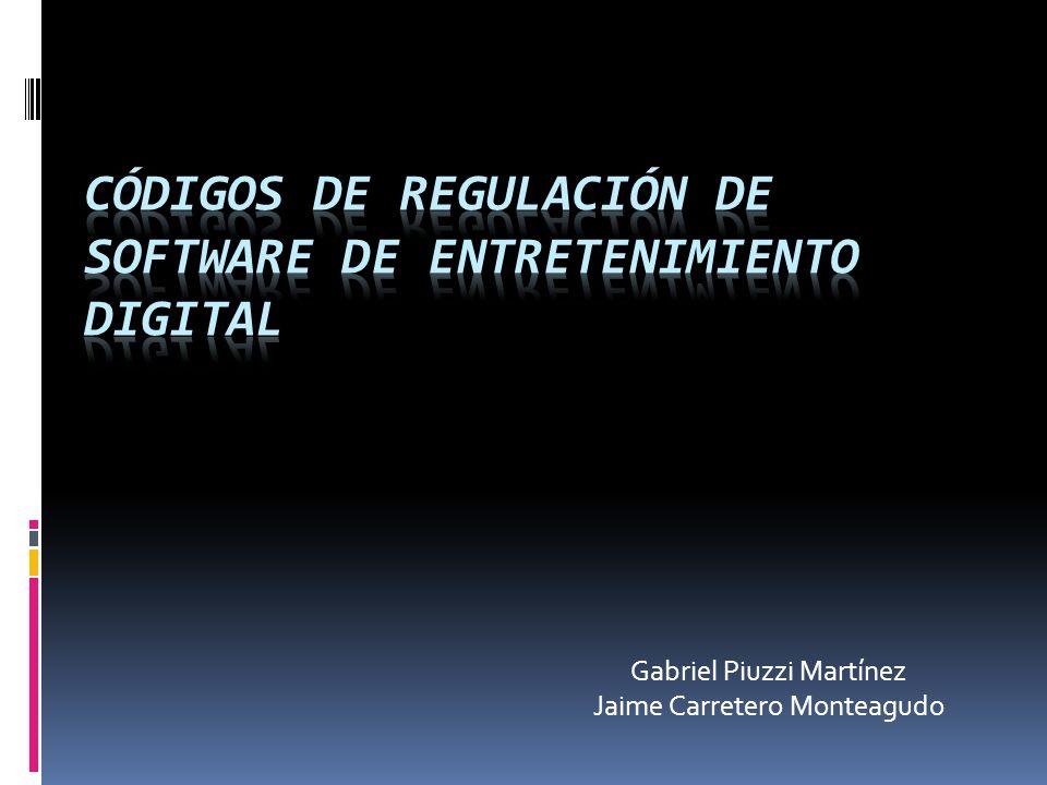 Gabriel Piuzzi Martínez Jaime Carretero Monteagudo