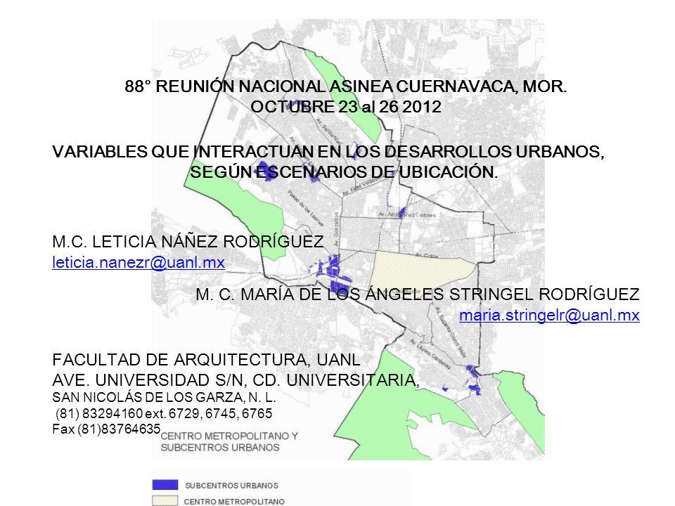 88° REUNIÓN NACIONAL ASINEA CUERNAVACA, MOR.