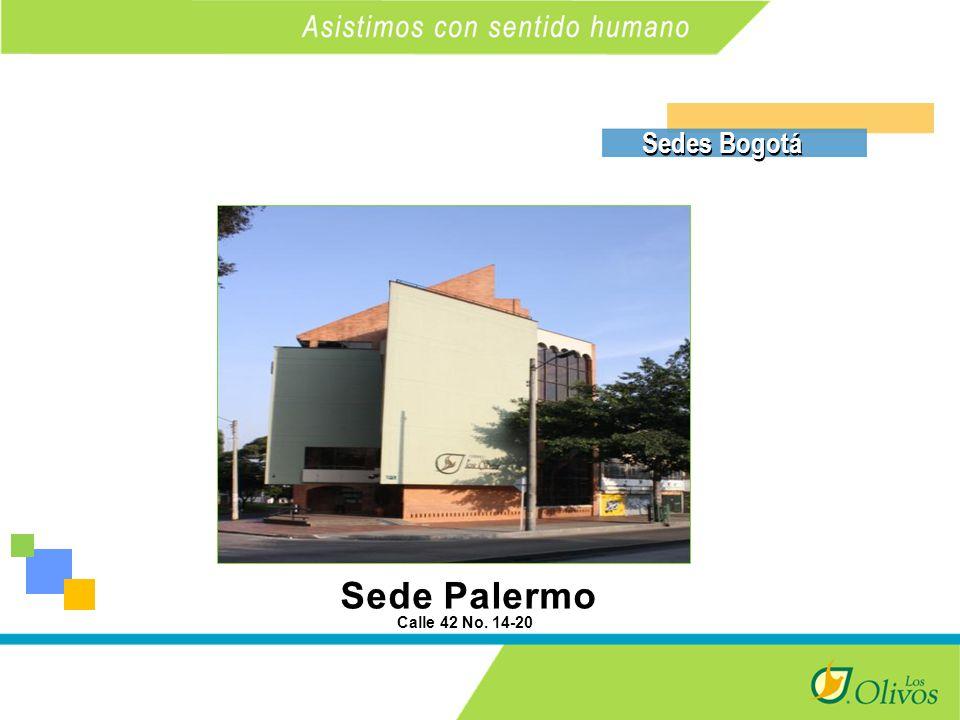 K Calle 42 No. 14-20