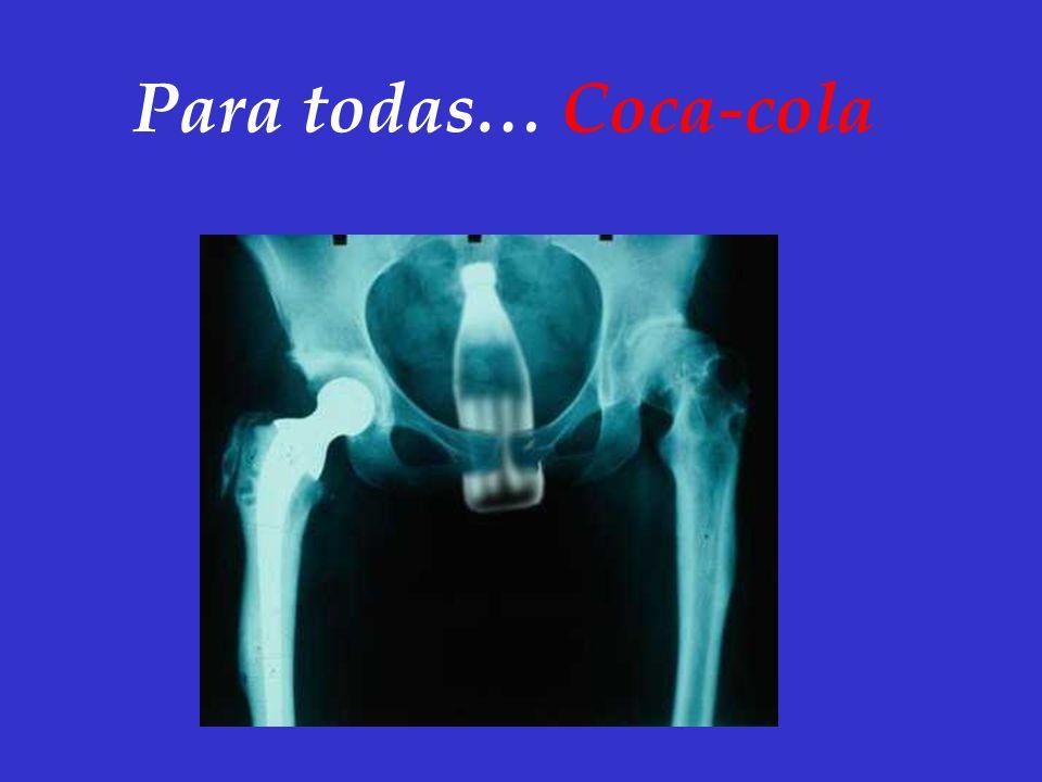 Para todas… Coca-cola