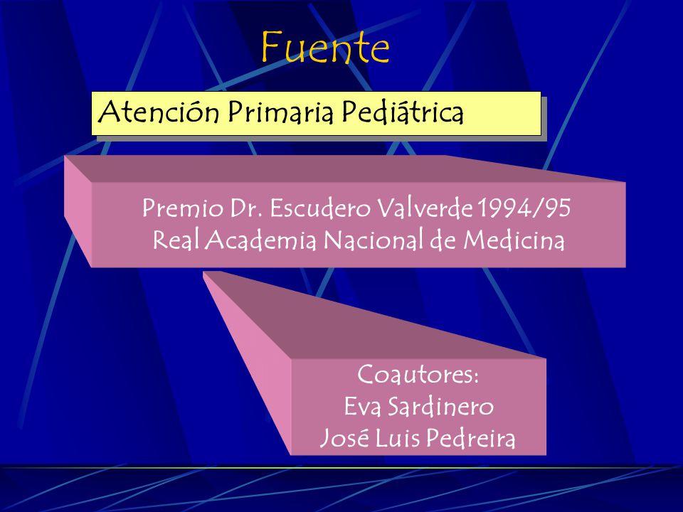 Detección/derivación a SMI-J: Filtro 3º de la Pirámide de Goldberg & Huxley Autores/año/paísTasa prevalencia Tasa de derivación(*) Costello & al., 1988 USA 22%3,8% Goldberg & al., 1984 New York (USA) 5,21% (1,4-11,9) 2,5% Pedreira & Sardinero, 1996, Asturias (España) 30,2%8% Kelleher & cols., 2000, Monroe (USA) 1979: 7.6% 1996: 26.4% 1979: 3.5% 1996: 6.9% (*) Sólo el 50% de los trabajos epidemiológicos en Atención Primaria reflejan la tasa de derivación a SMI-J
