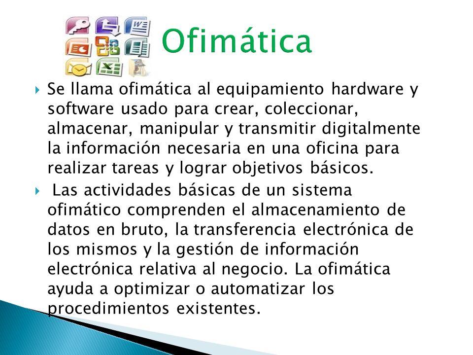 al equipamiento lógico o soporte lógico de una computadora digital; comprende el conjunto de los componentes lógicos necesarios que hacen posible la realización de tareas específicas, en contraposición a los componentes físicos del sistema, llamados hardware.