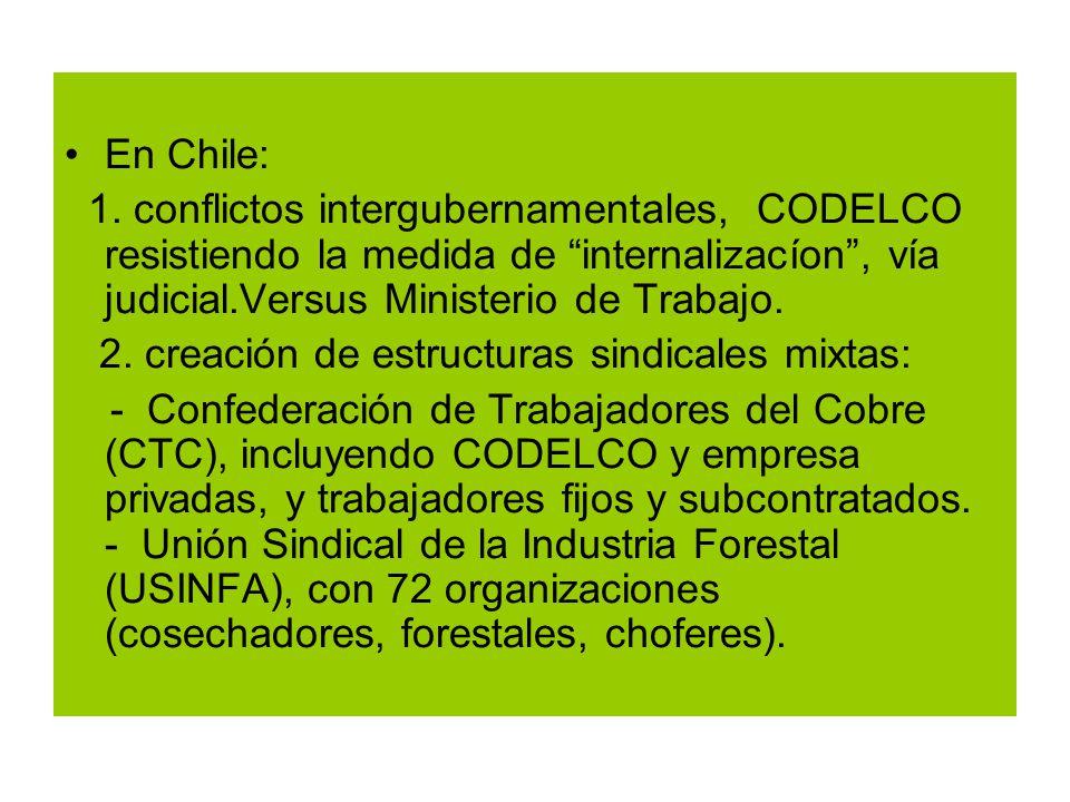 En Chile: 1.