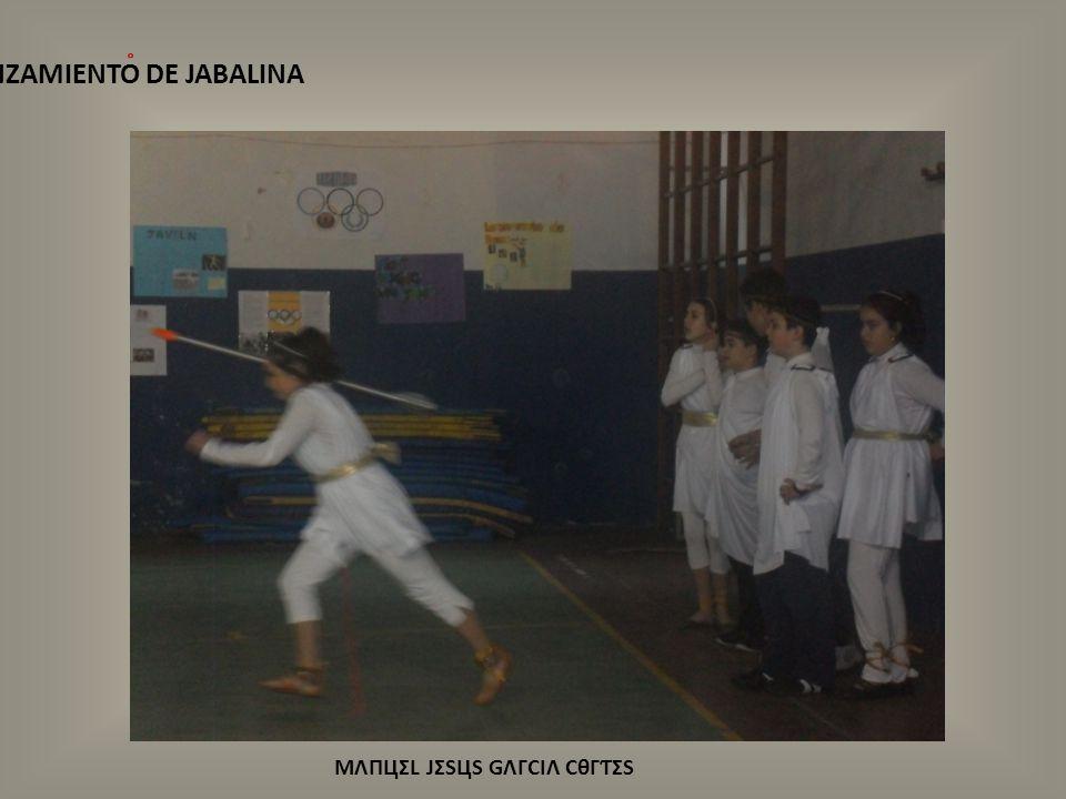 LANZAMIENTO DE JABALINA ΜΛПЦΣL JΣЅЦЅ GΛΓCIΛ CθΓƬΣЅ