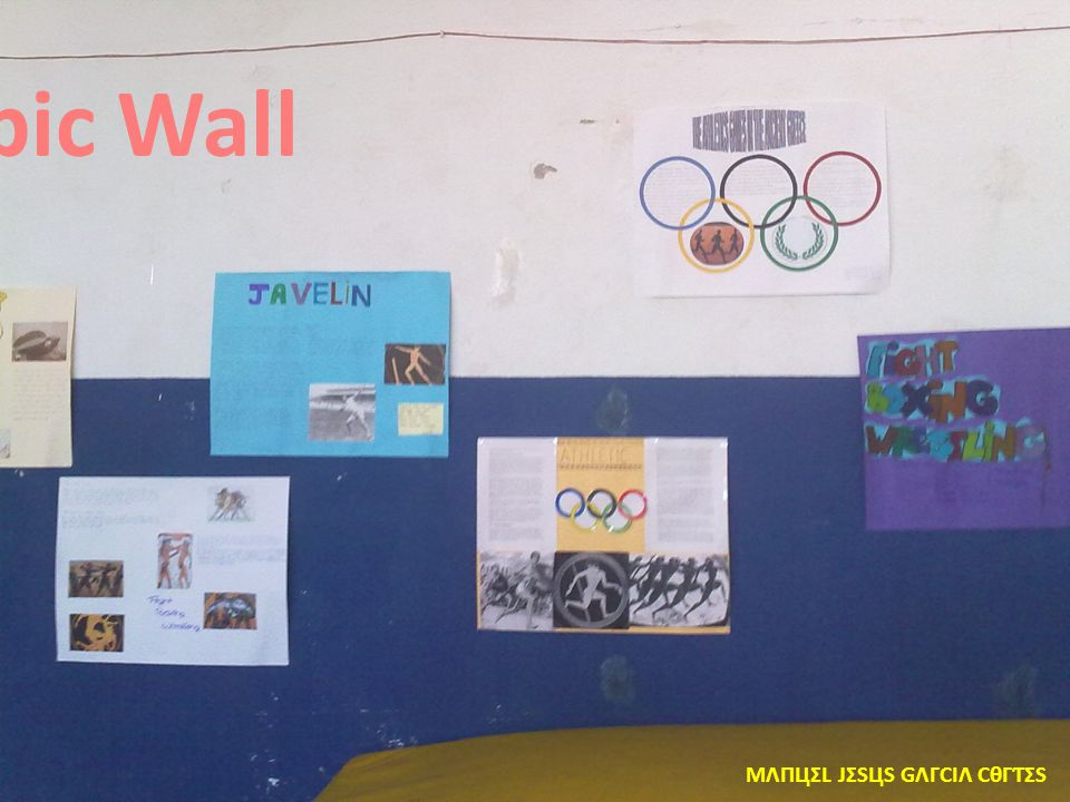 Olympic Wall