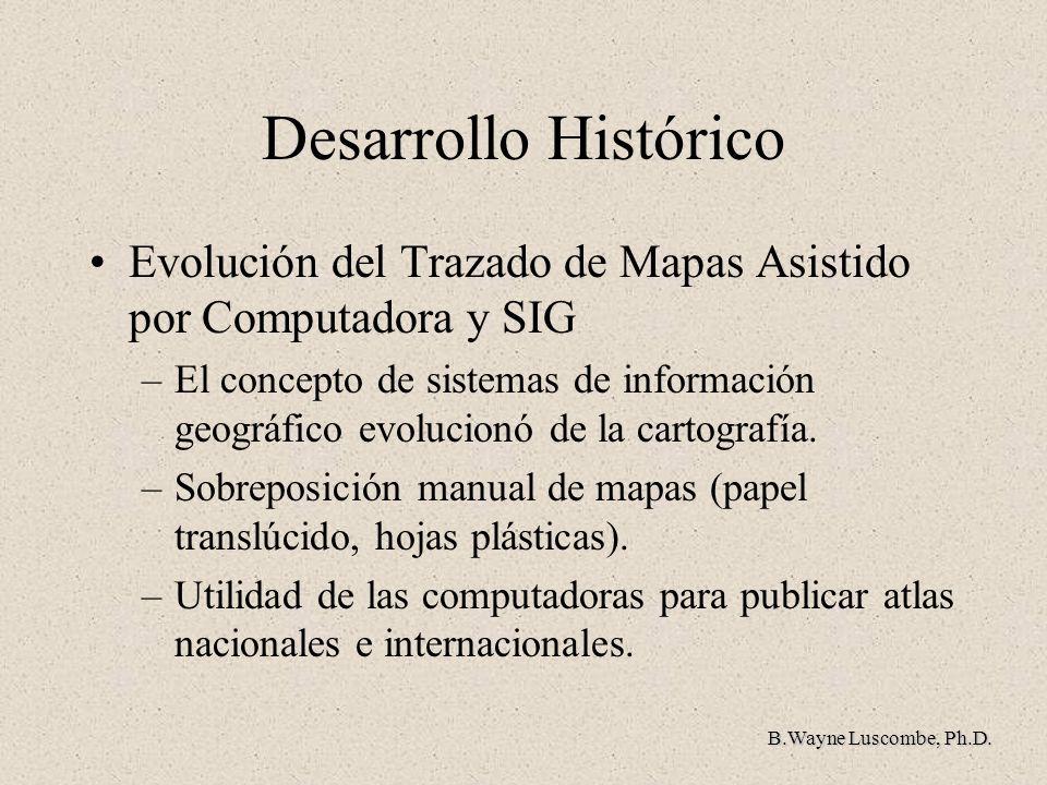 INTRODUCCIÓN A LOS SISTEMAS DE INFORMACIÓN GEOGRÁFICA OCTUBRE DE 2003.