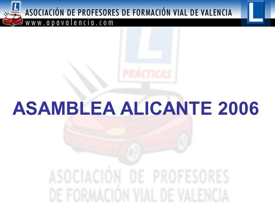 ASAMBLEA ALICANTE 2006