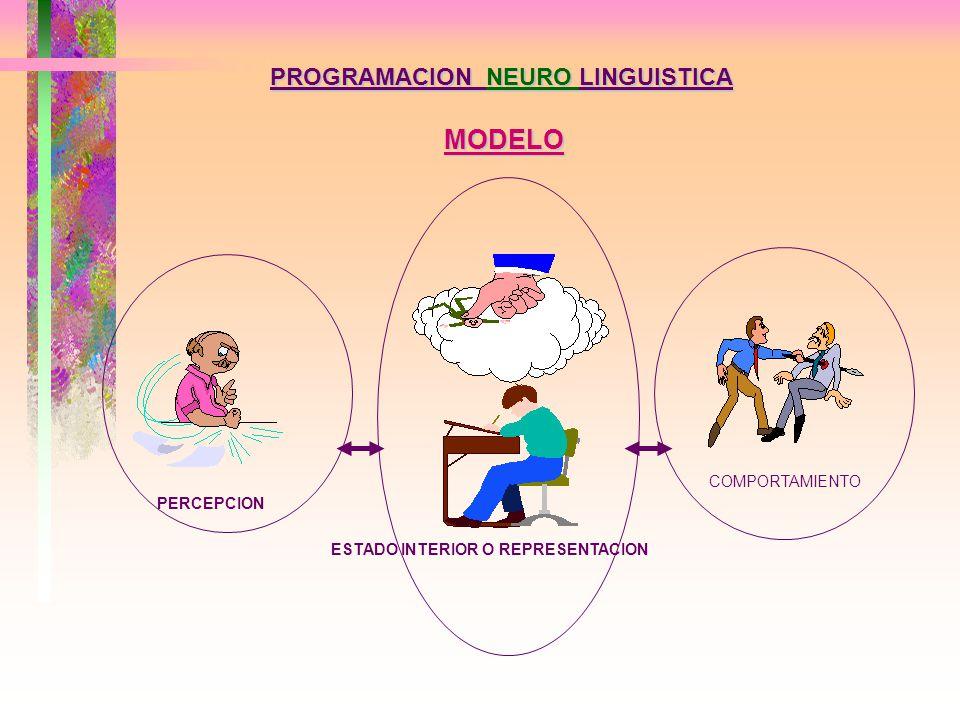 Orígenes de la Programación Neurolingüística R.BANDLER y J.GRINDER M.ERICKSON V.SATIR F.PERLSG.BATESON ANTROPOLOG.