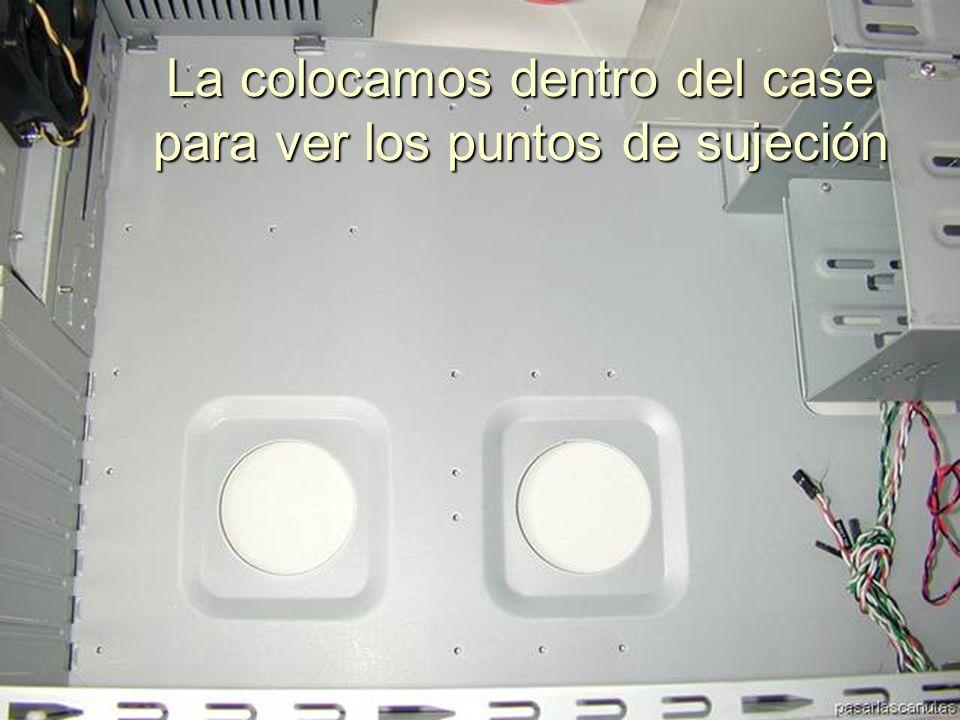 ENSAMBLAJE Y MANTENIMIENTO DE COMPUTADORAS ENSAMBLAJE DE COMPUTADORA UNIVERSIDAD CATOLICA BOLIVIANA SAN PABLO GESTIÓN - 2006 Ahora tomamos la T.