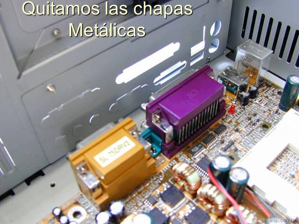ENSAMBLAJE Y MANTENIMIENTO DE COMPUTADORAS ENSAMBLAJE DE COMPUTADORA UNIVERSIDAD CATOLICA BOLIVIANA SAN PABLO GESTIÓN - 2006 Medimos la posición de la T.