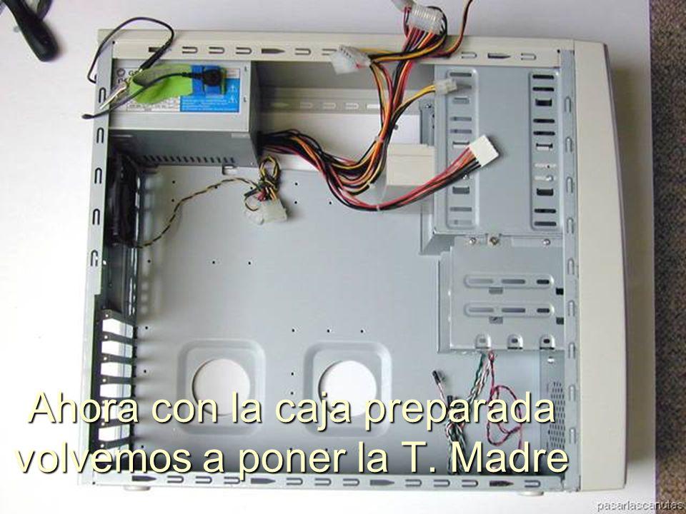 ENSAMBLAJE Y MANTENIMIENTO DE COMPUTADORAS ENSAMBLAJE DE COMPUTADORA UNIVERSIDAD CATOLICA BOLIVIANA SAN PABLO GESTIÓN - 2006 Ya se tiene todas las chapas quitadas
