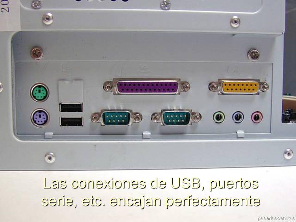 ENSAMBLAJE Y MANTENIMIENTO DE COMPUTADORAS ENSAMBLAJE DE COMPUTADORA UNIVERSIDAD CATOLICA BOLIVIANA SAN PABLO GESTIÓN - 2006 Ahora ponemos la TM dentro del case