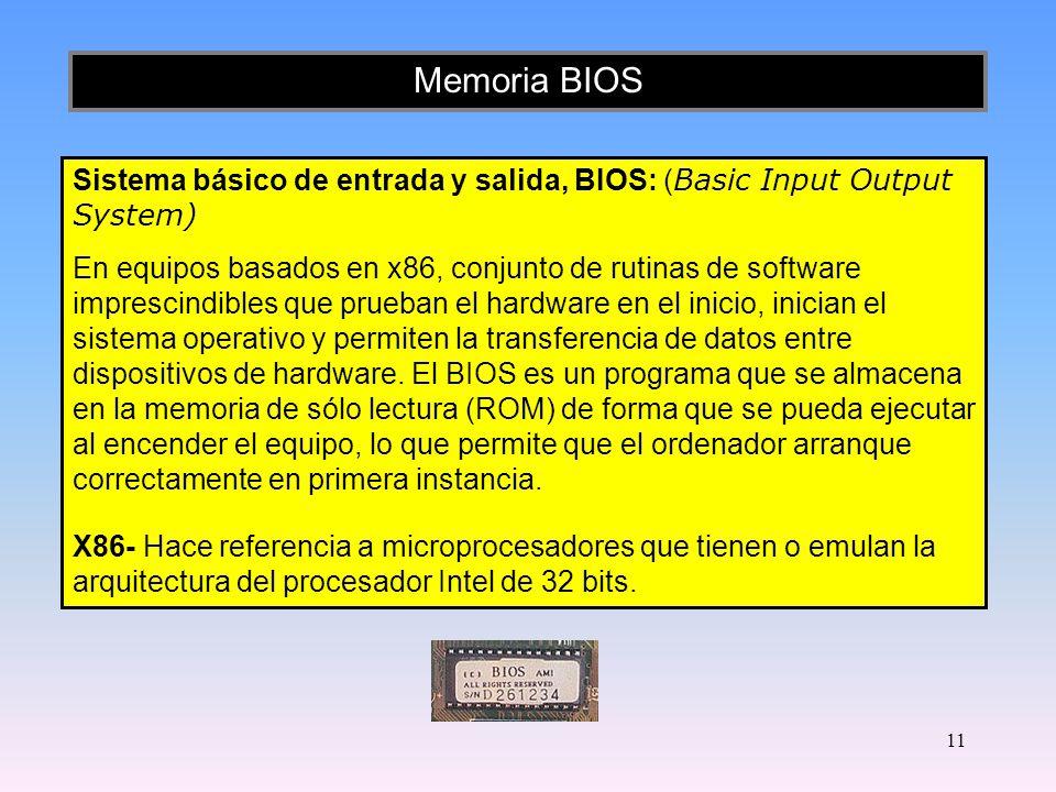 10 Acrónimo de Read-Only Memory (memoria de sólo lectura), circuito semiconductor en el que se guardan de forma permanente código o datos, y que se instala durante el proceso de fabricación.