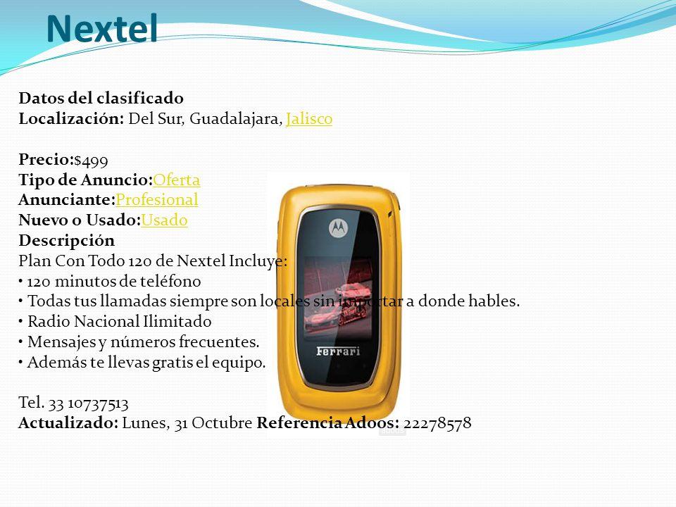 8 x Apple IPhone 4 32GB 4GS Blanco Localización: Guadalajara Centro, Guadalajara, JaliscoJalisco Precio:$5,500 Tipo de Anuncio:OfertaOferta Anunciante:ParticularParticular Nuevo o Usado:NuevoNuevo Descripción Tengo 8 x Apple Iphone 4 32GB 4GS Blanco y Negro Nuevo en caja.