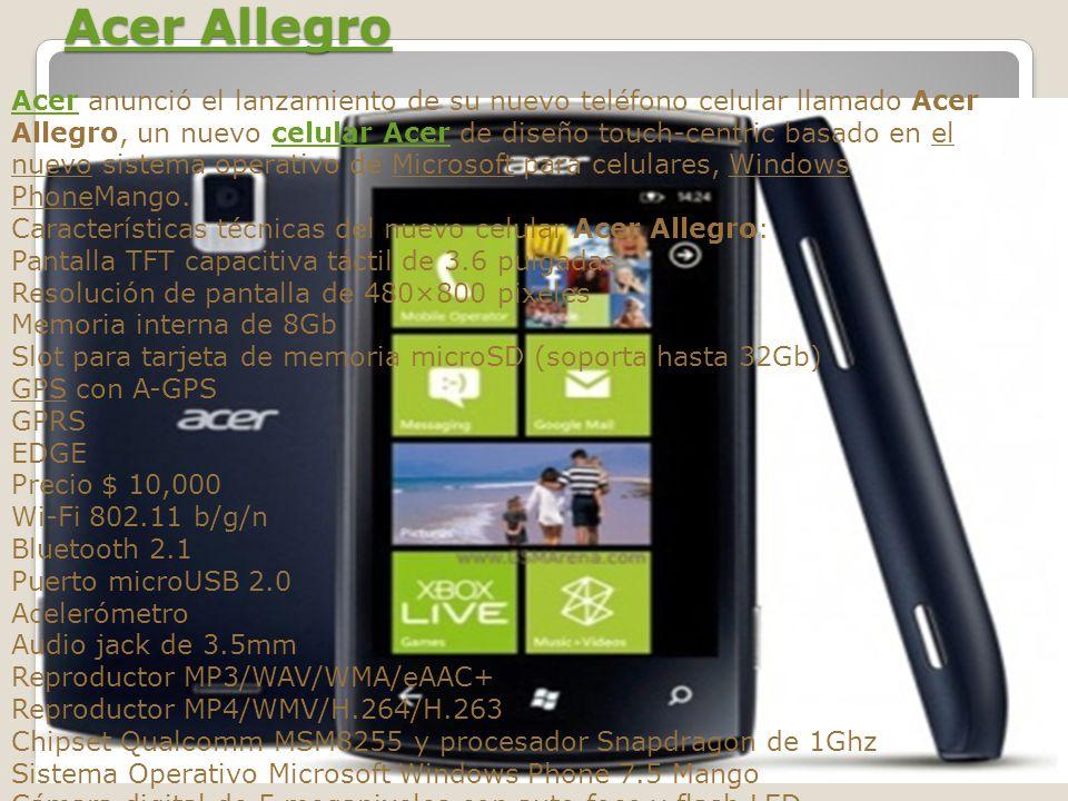 Samsung C3330 Champ 2 SamsungSamsung dió a conocer su nuevo teléfono celular denominado Samsung C3330 Champ 2, un nuevocelular Samsung de diseño touch-centric enfocado en el mercado de gama baja/media.celular Samsung Características técnicas del nuevo celular Samsung C3330 Champ 2: Pantalla TFT resistiva táctil de 2.4 pulgadas Resolución de pantalla de 240×320 pixeles Memoria interna de 20Mb Slot para tarjeta de memoria microSD (soporta hasta 16Gb) GPRS EDGE Precio $ 6,700 Bluetooth 3.0 Puerto microUSB 2.0 Audio jack de 3.5mm Radio Stereo FM con grabación de FM Reproductor MP3/WAV/eAAC+ Reproductor MP4/H.263 Cámara digital de 2 megapixeles Batería de Li-Ion 1000 mAh