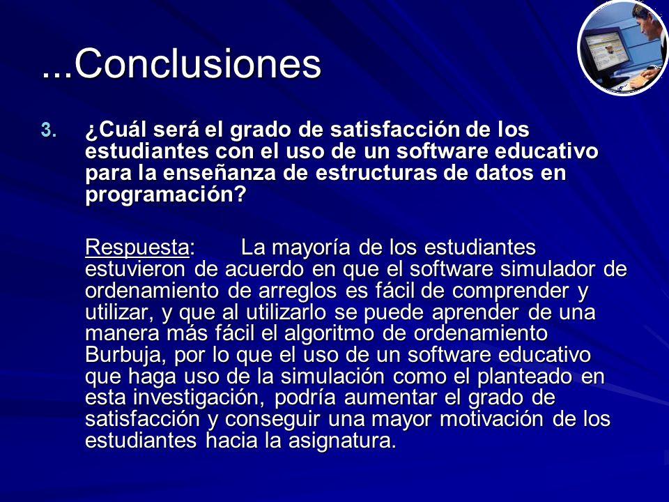 ...Conclusiones 3.