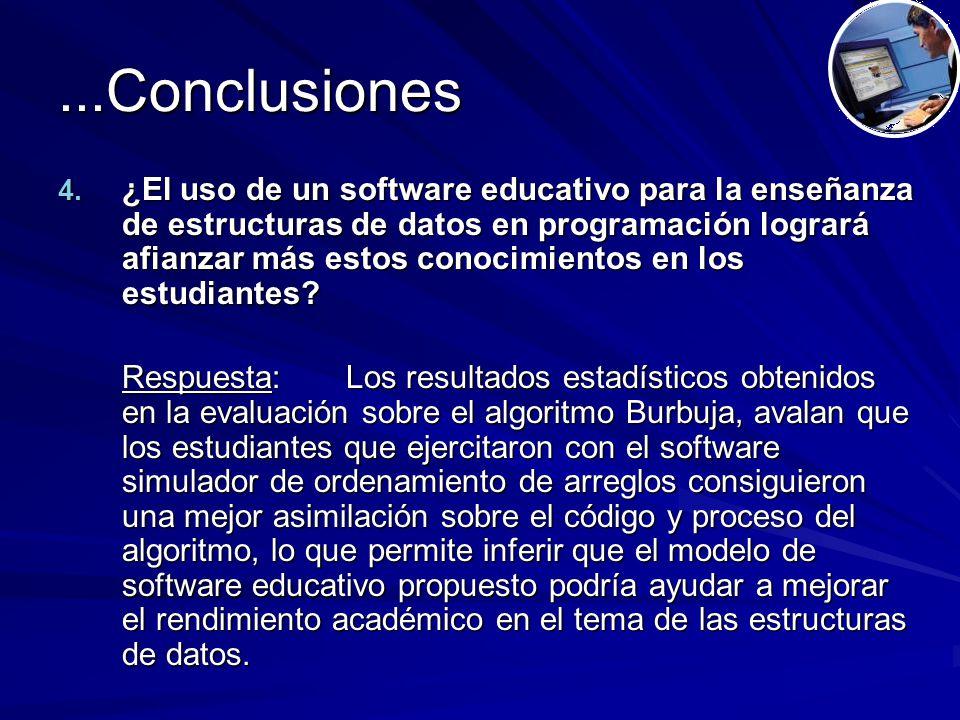 ...Conclusiones 4.