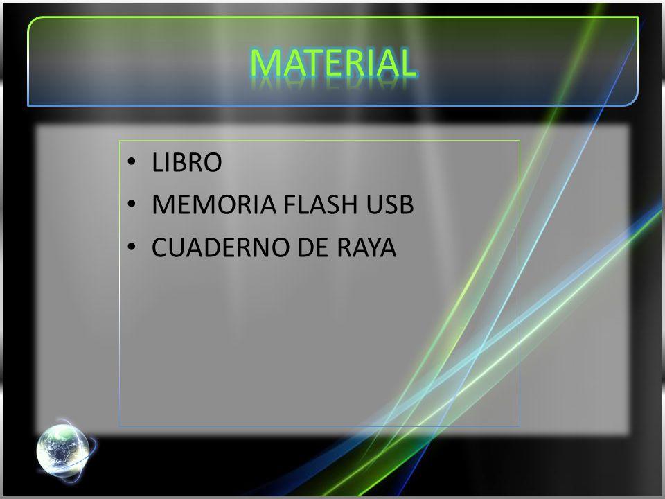 LIBRO MEMORIA FLASH USB CUADERNO DE RAYA
