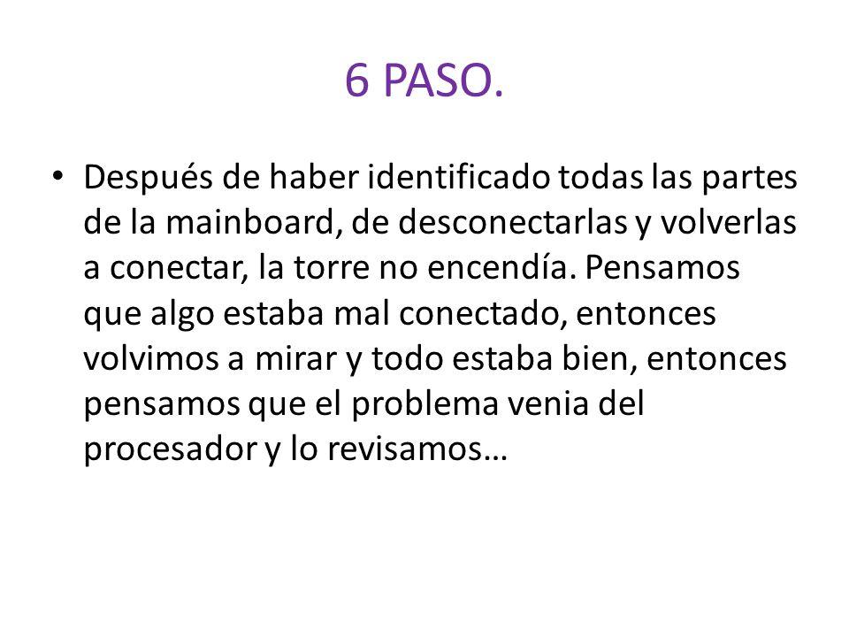 6 PASO.