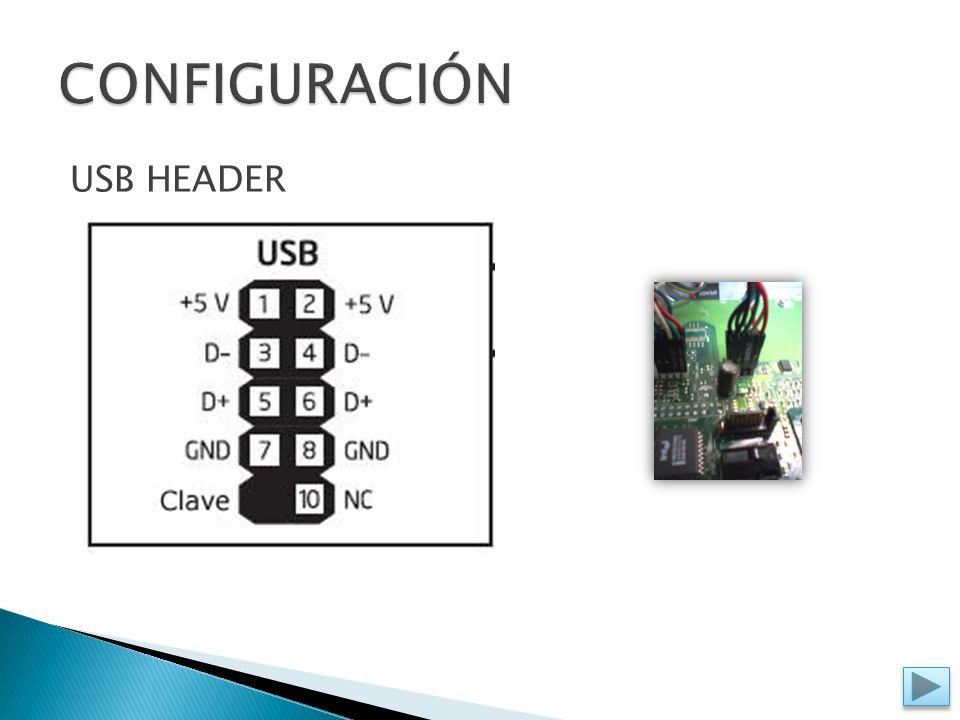 USB HEADER