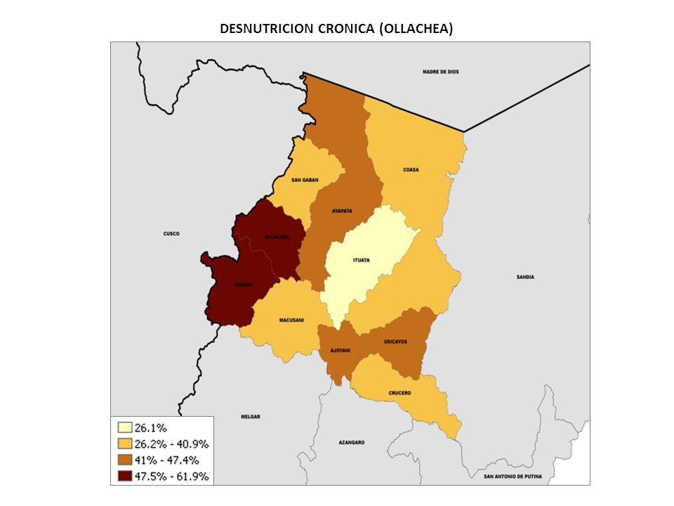 DESNUTRICION CRONICA (OLLACHEA)