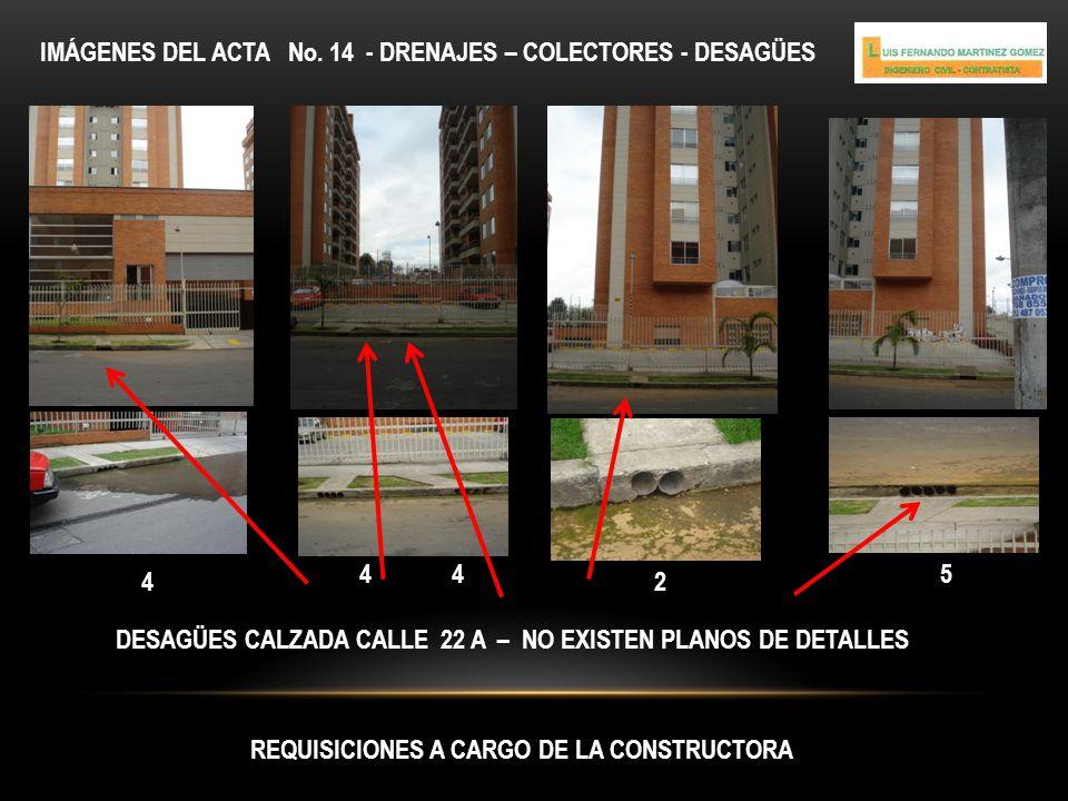IMÁGENES DEL ACTA No.