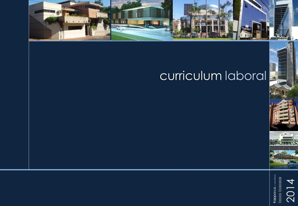 curriculum laboral Kappa s.a. consultora D OSSIER E MPRESARIAL 2014